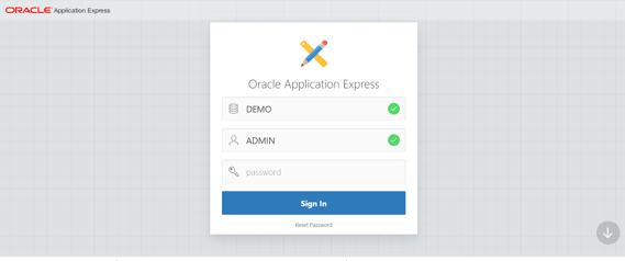 Oracle Application