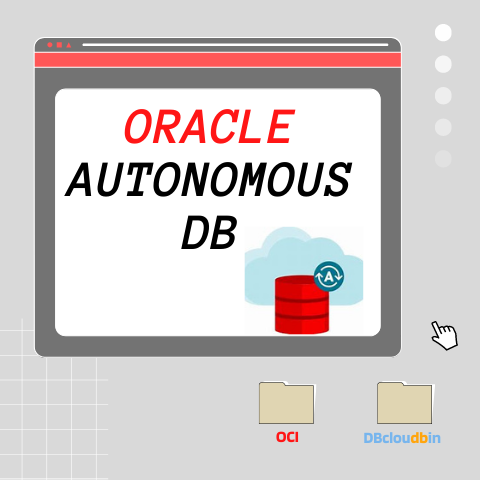 Using Oracle Autonomous DB. Caveats and notes.